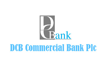 DCB COMMERCIAL BANK PLC logo