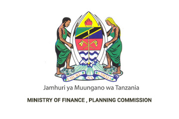 MINISTRY OF FINANCE , PLANNING COMMISSION logo