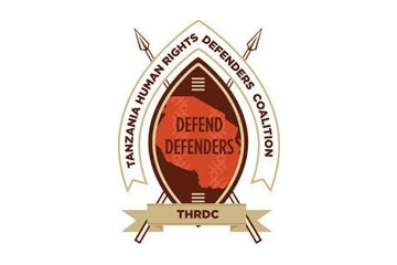 TANZANIA HUMAN RIGHTS DEFENDERS logo